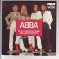 Abba - Take a Chance on Me / I'm a Marionette