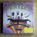 "Beatles, The - Magical MysteryTour - 2 x Vinyl 7""EP, Blu-Ray + DVD + Book"