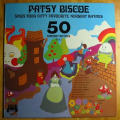 Biscoe, Patsy - Patsy Biscoe Sings Your Fifty Favourite Nursery Rhymes. Vol. 1