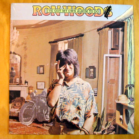 Wood, Ron - I've Got My Own Album To Do