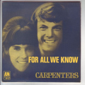 Carpenters, The - For All We Know, EP