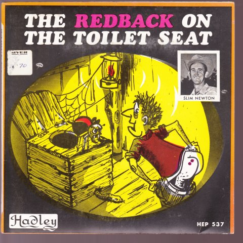 Newton, Slim - The Redback On The Toilet Seat