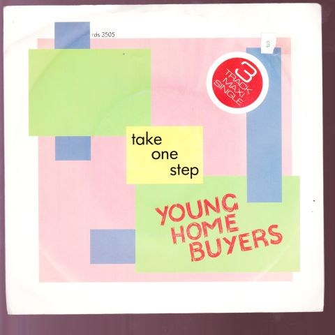 Young Home Buyers, The - Take One Step / Work Hard (Polish Reggae Party) - Laughing Clown