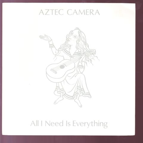 Aztec Camera - All I Need Is Everything / Jump