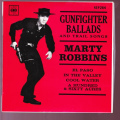 Robbins, Marty - Gunfighter Ballads and Trail Songs EP